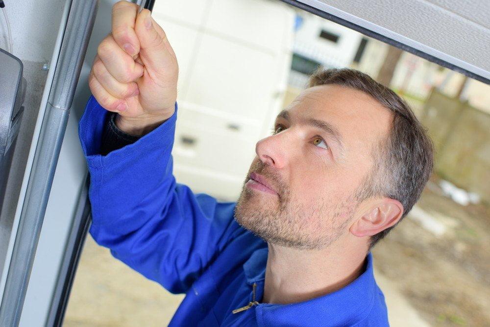 Garage door repair in Beverly Hills